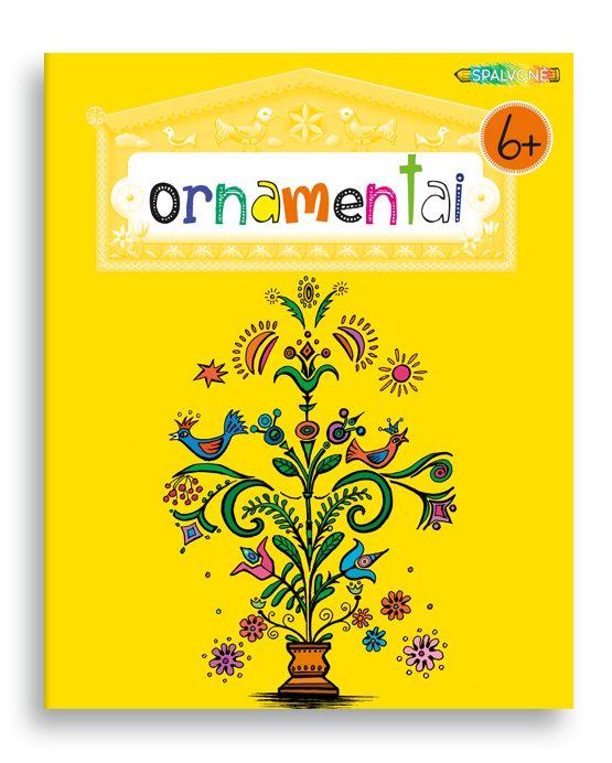 Edukacine-spalvone-Ornamentai