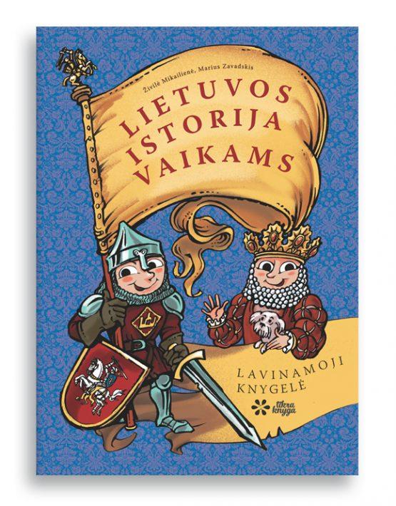 Lietuvos istorija vaikams