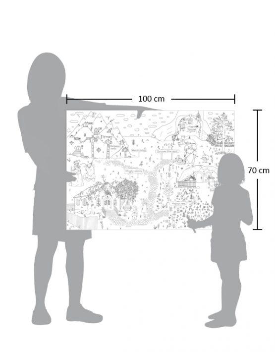 TIKRA-KNYGA-plakatu-100x70-xm-proporcijos