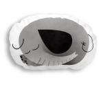 Minkštas žaislas miego pagalvėlė - Drambliai ėjo i svešius