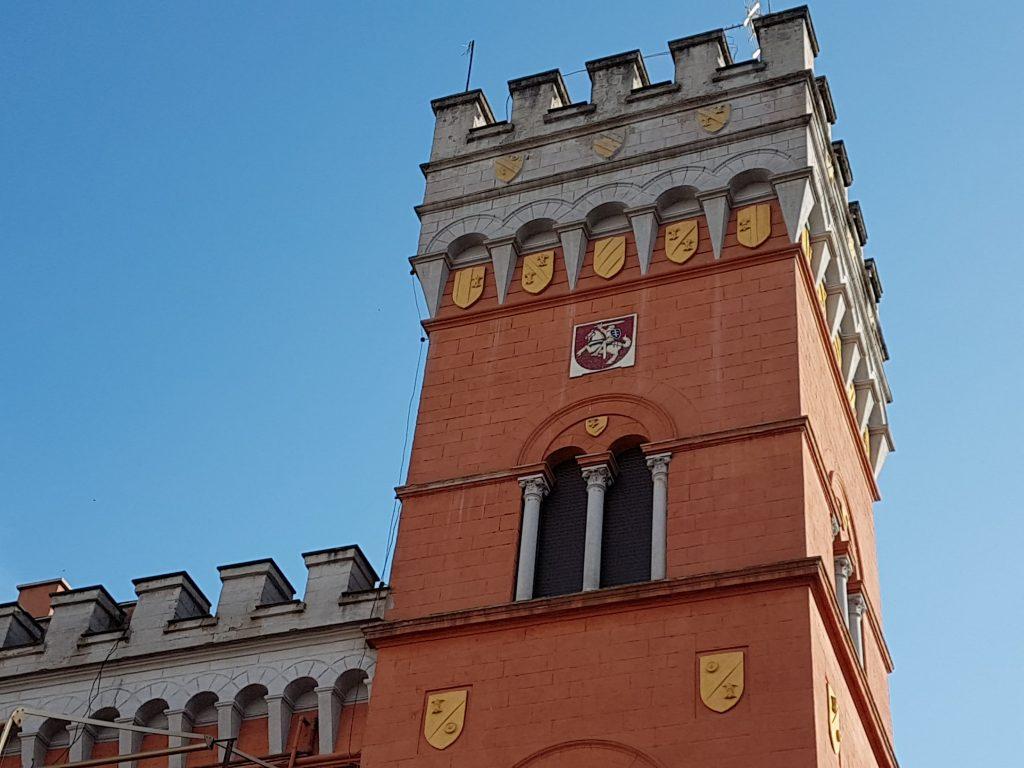 svečių namai Villa Lituania