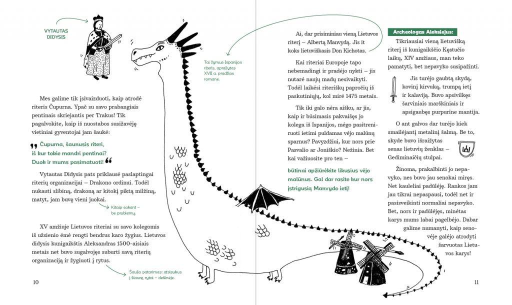 apie saulius riterius ir drakonus lietuvoje atvartai