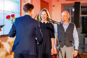 IBBY apdovanojimai-6 Marius ir Lina