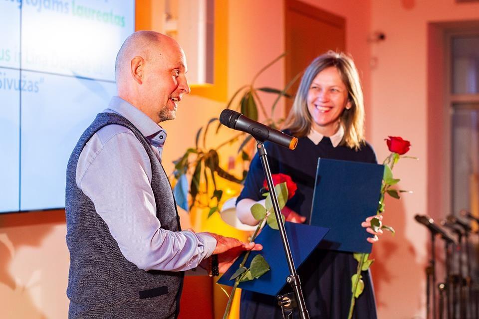 IBBY apdovanojimai-5 Marius ir Lina