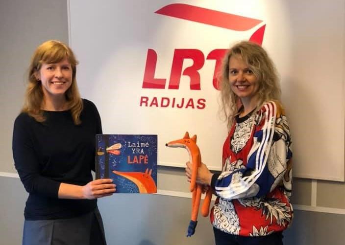 Evelina Daciute LRT radijas