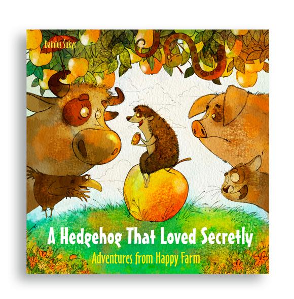 A Hedgehog That Loved Secretly