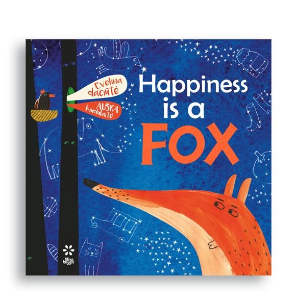 Happiness is a Fox