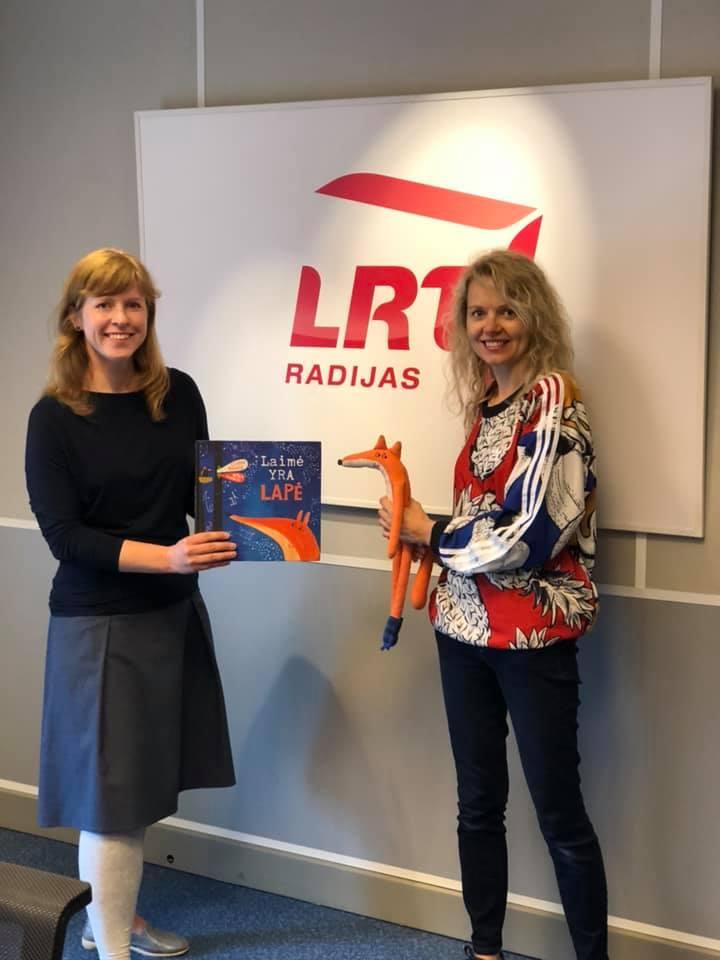 Evelina Daciute LRT radijas1